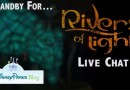 Rivers of Light Webcast Replay & Info (Disney Parks Videos)