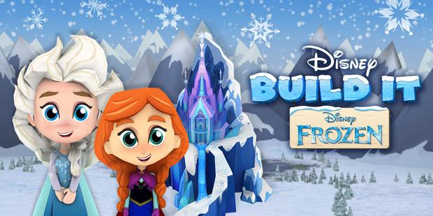 Disney Build It: Frozen
