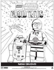 Droid Tales Activities