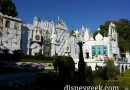 "Passing by ""it's a small world"" #Disneyland"