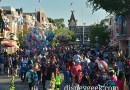 Main Street USA #Disneyland at 5:39pm