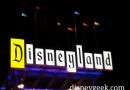 #Disneyland Hotel Monorail slide sign
