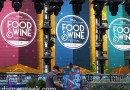 Artist Craig Fraser on the Lifestyle Stage at the Food & Wine Festival