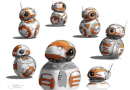 Star Wars: The Force Awakens – Behind the Scenes and Around the World with BB-8 (Disney Releases)