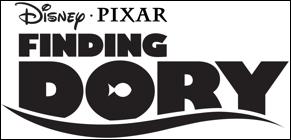 Disney Pixar Finding Dory Logo