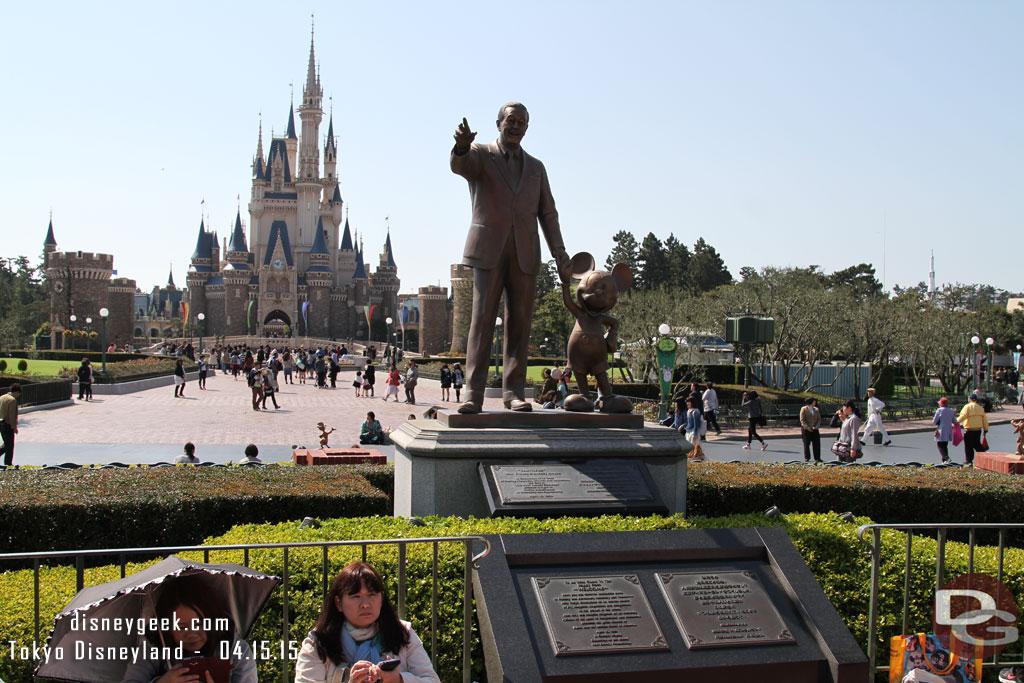 Tokyo Disneyland Partners