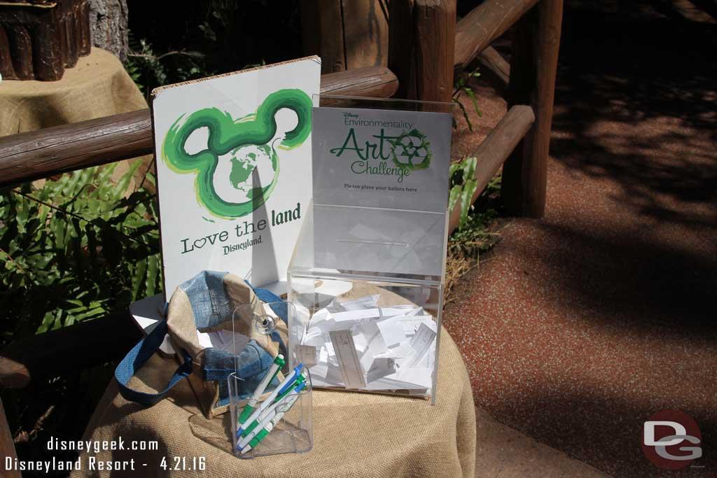 Disney Environmentality Art Challenge -