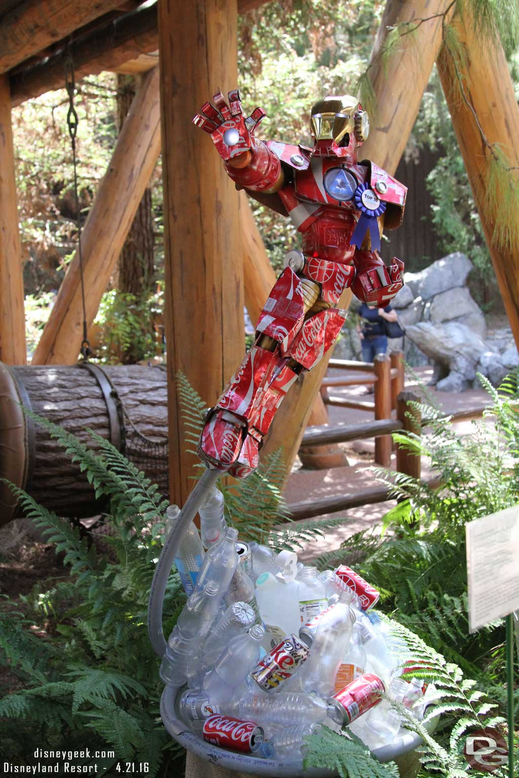 Envi-Iron Man - Animation Anarch - FOS Manufacturing Animation, DLR Building 9073