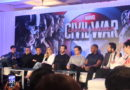 Marvel's Captain America: Civil War- Press Conference
