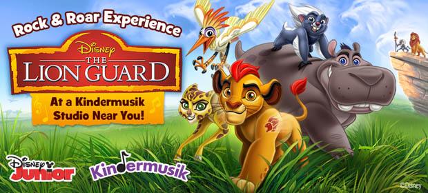 Lion Guard Rock and Roar