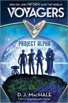 D.J. MacHale - Voyagers: Project Alpha