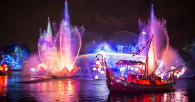 Disney's Animal Kingdom Rivers of Light