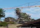 Pandora – the World of Avatar Construction Pics