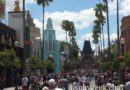 Hollywood Blvd just before 2:00pm @ Disney's Hollywood Studios
