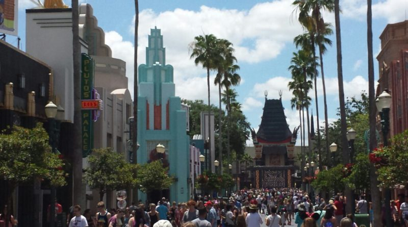 Disney's Hollywood Studios Opened on May 1, 1989 making today it's 27th Birthday