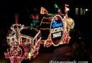 Main Street Electrical Parade at the Magic Kingdom (several pictures)
