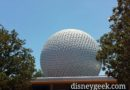 One last Spaceship Earth picture before its time for the Magical Express