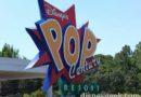 Disney's Pop Century Resort Marquee