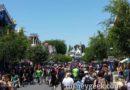 #Disneyland Main Street USA at 1:30pm