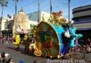 The Pixar Play Parade has returned