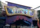 Alice Through the Looking Glass @ Disney California Adventure (several pictures)