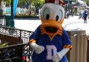 Donald Duck on Buena Vista Street