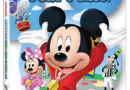 Mickey Mouse Clubhouse: Mickey's Sport-y-thon DVD (Daynah's First Impressions)