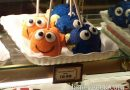 Nemo & Dory apples at Trolley Treats on #BuenaVistaStreet