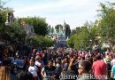 #Disneyland Main Street USA at 4:04pm