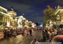 #Disneyland Main Street USA at 8:50pm