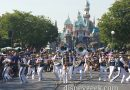 #Disneyland Band performing on Main Street USA