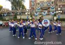 #Disneyland #aacb2016 performing in Town Square