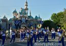 All-American College Band in front of Sleeping Beauty Castle #Disneyland #aacb2016