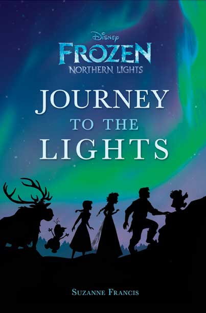 Frozen Journey to the Lights