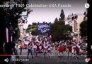 Disneyland: 1991 Celebration USA Parade Video