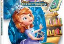 Sofia the First: The Secret Library on DVD