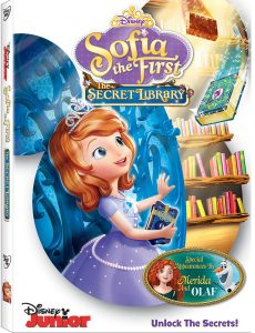 Sofia the First: Secret Library