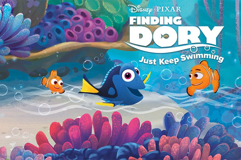 Finding Dory Game