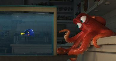 Finding Dory – Jason's First Impressions