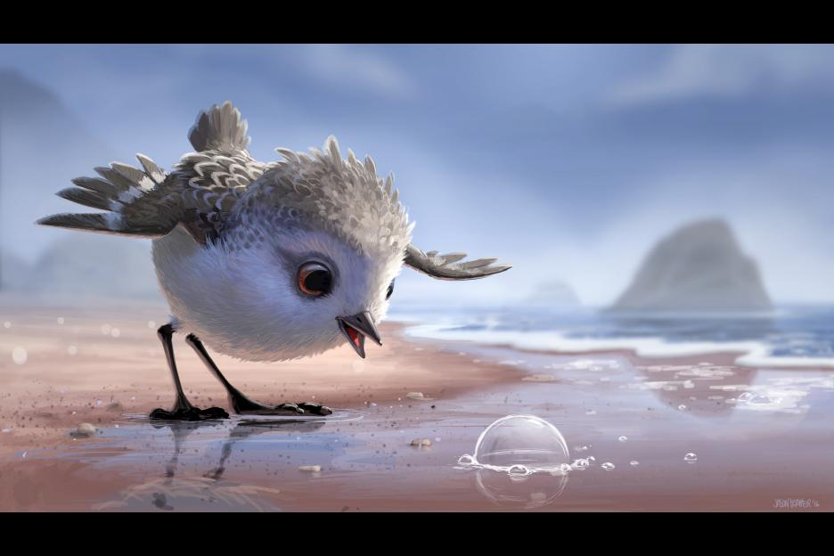 Finding Dory - Piper