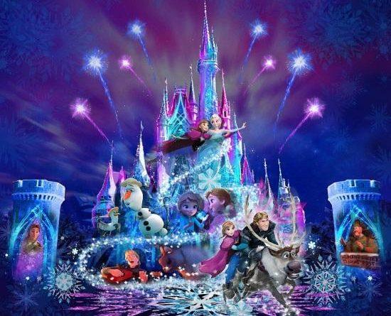 Tokyo Disneyland Frozen Forever