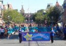 Dance the Magic filled the parade route with performers before Soundsational @ #Disneyland
