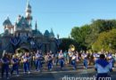 Time for the #Disneyland Resort All-American College Band @ Sleeping Beauty Castle