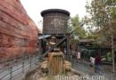 Radiator Springs Racers posted at 30min this morning