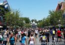 Main Street USA #Disneyland at 12:15pm