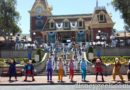 Live the Magic sing along in Town Square #Disneyland60