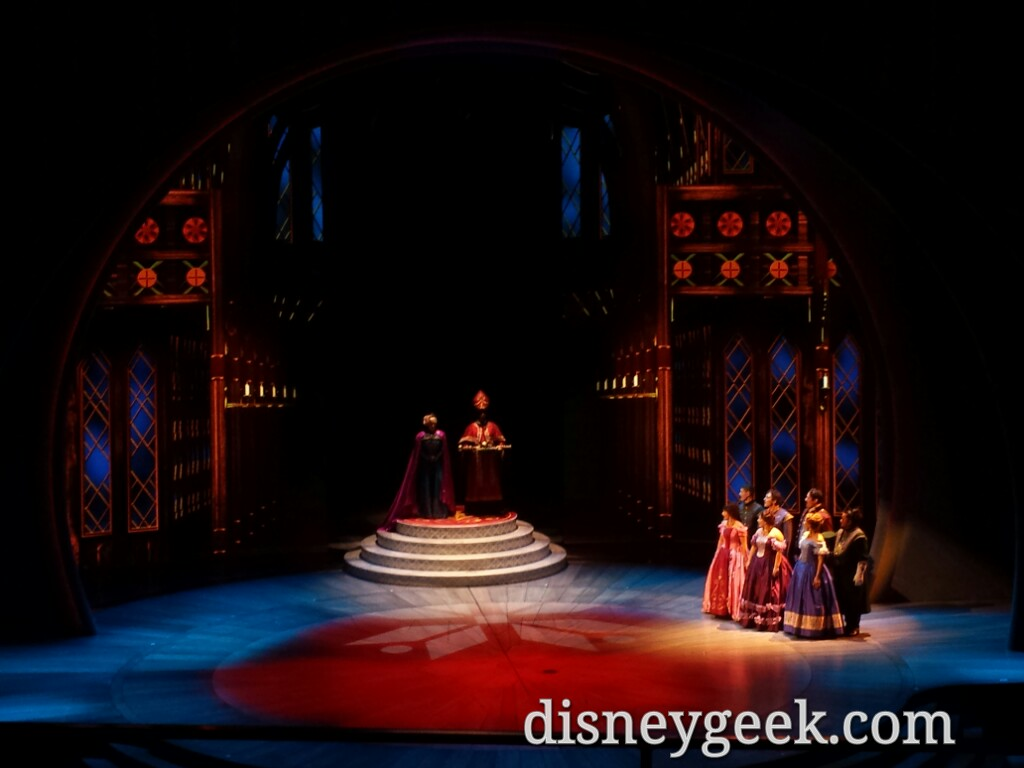 #Frozen Live at the Hyperion at Disney California