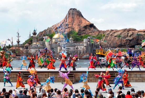 Tokyo Disney Halloween