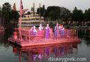 Jambalaya Jazz performing on the Rivers of America #Disneyland