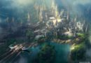 New Artwork Revealed for Star Wars-Themed Land Under Construction at the Disneyland Resort